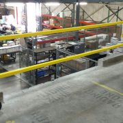 Flightjax Dock Roller Gate – EDGE Fall Protection, LLC