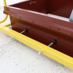 Roof Hatch Guardrail – EDGE Fall Protection