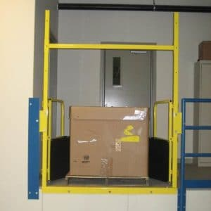 Pallet Flow Industrial Safety Gate - EDGE Fall Protection