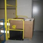 Pallet Flow Safety Gate – EDGE Fall Protection