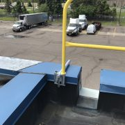 Sysco Fall Protection Parapet Railing (4)