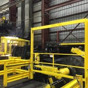 Vertical Mezzanine Safety Gate – EDGE Fall Protection
