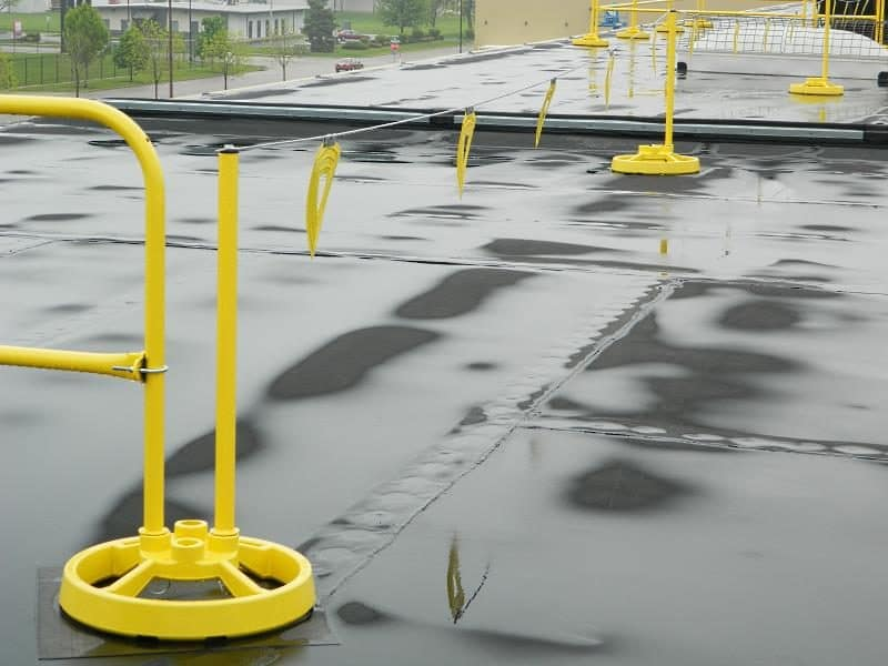 Enduraline Warning Lines – EDGE Fall Protection