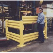 Forklift Guardrail – EDGE(4)