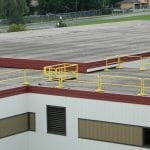 360 Mobile Safety Rail – EDGE Fall Protection
