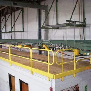 PitRail - EDGE Fall Protection