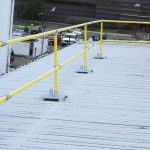 Metal Roof Guardrail – EDGE Fall Protection