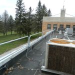 Parapet Wall Clamping Rail – EDGE Fall Protection