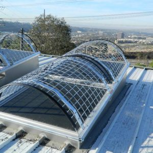 Skylight Screen - EDGE Fall Protection