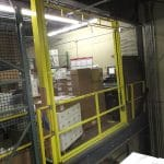 Vertical Mezzanine with Kwik Rail – EDGE Fall Protection