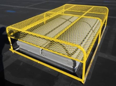 Skylight Fall Protection Mesh Screen Products