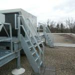 Ships Ladder – Galv – EDGE