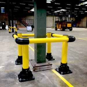 Horseshoe Bollards & Column Protection