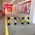 Horseshoe Bollards